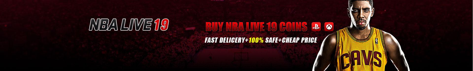 NBA Live 19 Coins