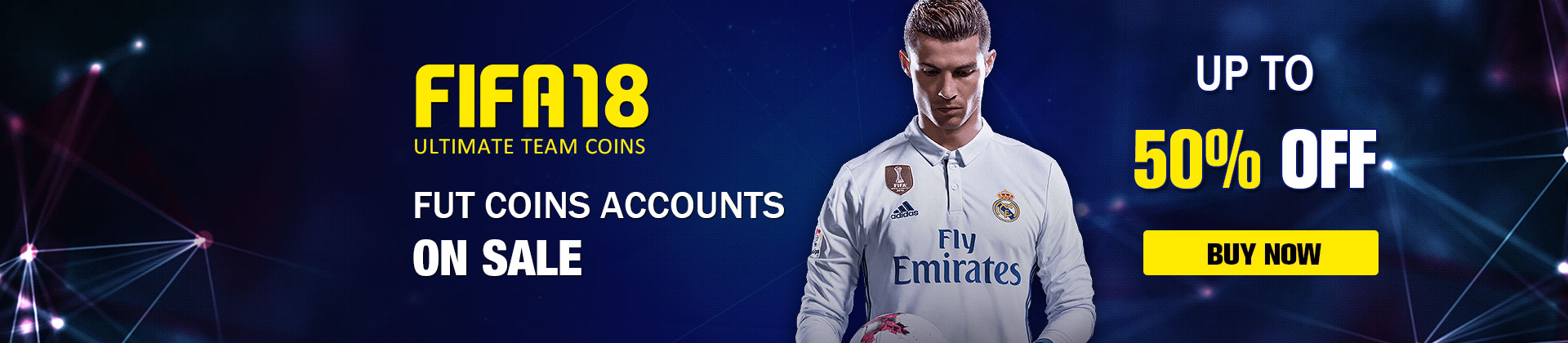 Cheap FIFA 18 Account