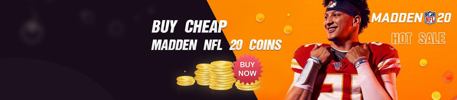 Cheap Madden 20 Coins