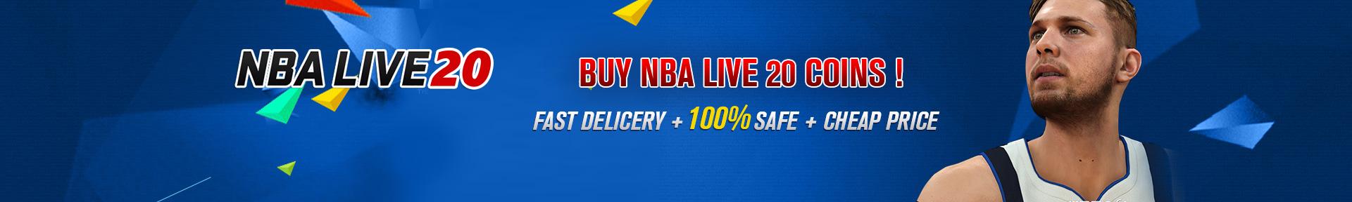 NBA Live 20 Coins
