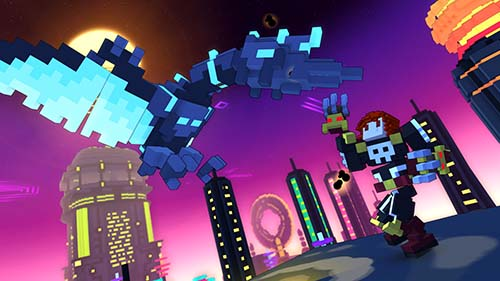 Trove Release Heroes for Gamers
