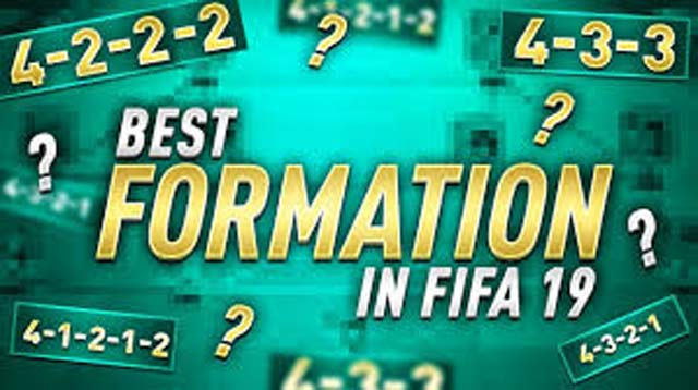 How to Pick The Best Formation to Win More Matches in FIFA 19